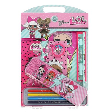LOLS3312 Large Stationery Set 1